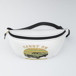CARRY ON MY WAYWARD SON Fanny Pack