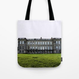 Spendid histories - Calke Abbey Derbyshire Tote Bag