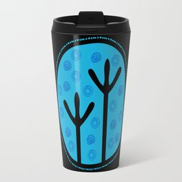 Emu Tracks Australian Aboriginal Style 2 Travel Mug