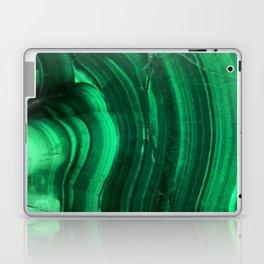 Malachite Texture Laptop & iPad Skin