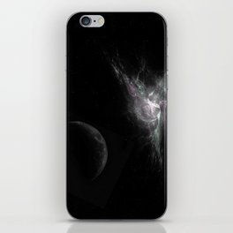 Fractal Space iPhone Skin