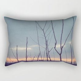 Dreamy Sunrise Rectangular Pillow