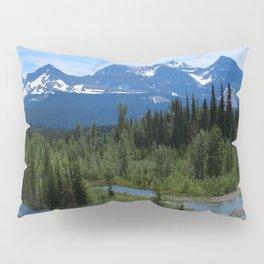 Belly River Pillow Sham