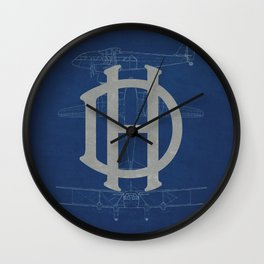 De Havilland (Express) Wall Clock