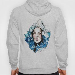Adria Blue. Hoody