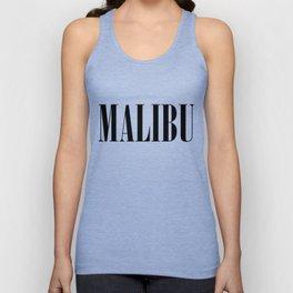 Malibu Unisex Tank Top