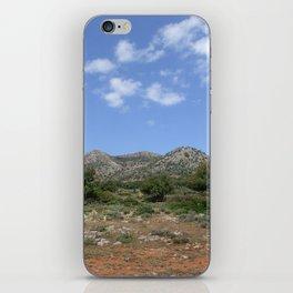 Mediterranean Landscape iPhone Skin