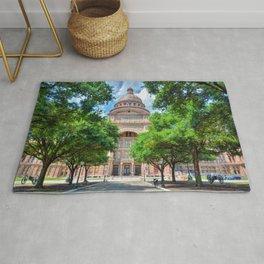Texas State Capital Rug