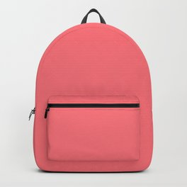 Summer Tropical Coral Backpack