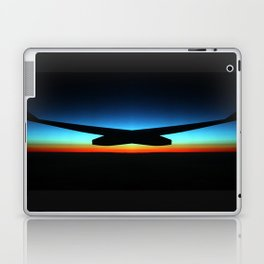 Dawn over the ocean Laptop & iPad Skin