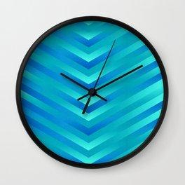 Downforce Wall Clock