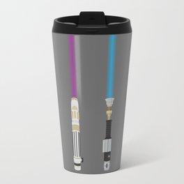 Lightsabers Travel Mug