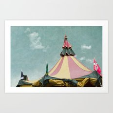 Big Top #5 Art Print