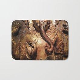 Ganesha's Glory Bath Mat