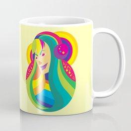 Happy Music - Joy of Life Coffee Mug