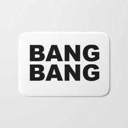Bang Bang Bath Mat