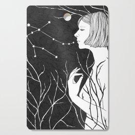Under Stars (Aurora Aksnes) Cutting Board