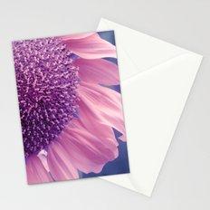 pastel sunflower Stationery Cards