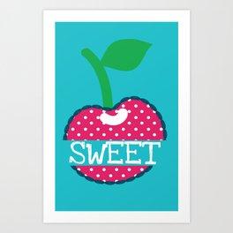 Sweet Cherry Art Print