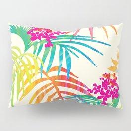 Bright Tropical Pillow Sham