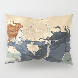 Brave Pillow Sham
