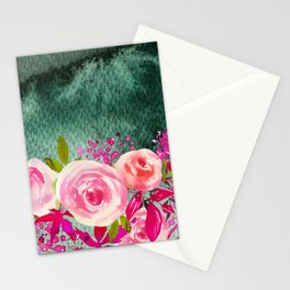 Flower Bouquet 85 Stationery Cards