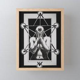VOID Framed Mini Art Print