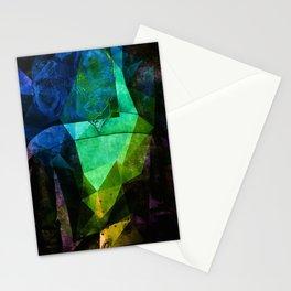 Alien Mindscape Stationery Cards