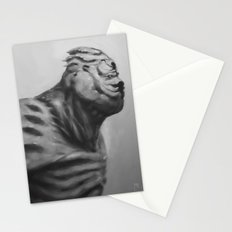 A monster we call Monday Stationery Cards