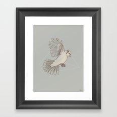 Dynamics of Flight Framed Art Print