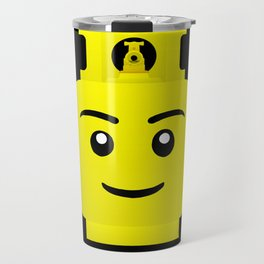 Gas Bottle  Travel Mug