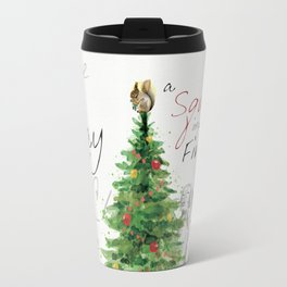 FIRST DAY OF CHRISTMAS WEIMS Travel Mug