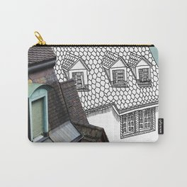 Rooftop Part I Pastiche  Carry-All Pouch