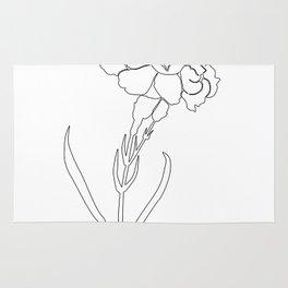 Carnation Lines Rug