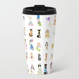 30 Dogs Travel Mug