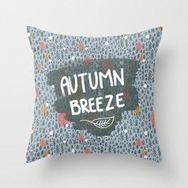 Autumn Breeze Collection  Throw Pillow