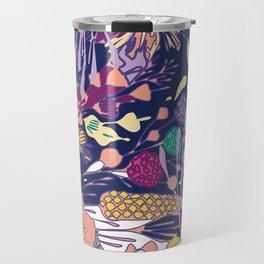 BEACH, PLEASE. Travel Mug