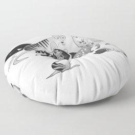 Tasmania Floor Pillow
