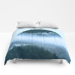 It's Raining Zen Comforters