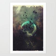 βyrd wyrld Art Print