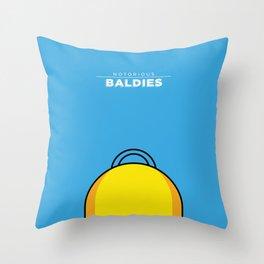 Homer Simpson Throw Pillow