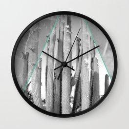 Cactiriver Wall Clock