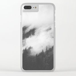 PNW Storm II Clear iPhone Case