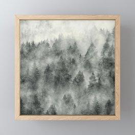 Everyday Framed Mini Art Print