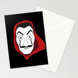 La Casa de Papel Stationery Cards