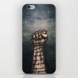 Hard Religion iPhone Skin