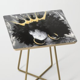 Naturally Queen III Side Table