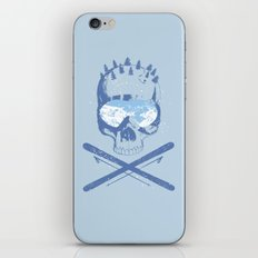 The Slopes iPhone & iPod Skin