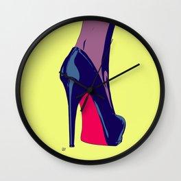 Shoe Wall Clock