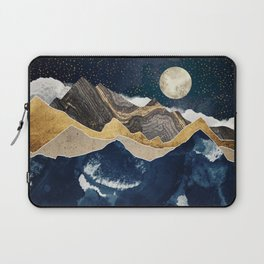 Midnight Winter Laptop Sleeve